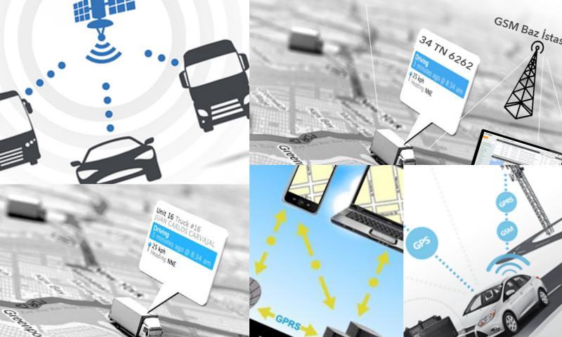 Araç Takip Sistemi İle Aracınız Güvende