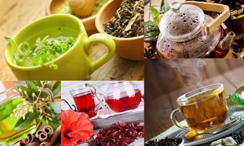 Yağ Yakıcı Bitkisel Çaylar ve Etkileri