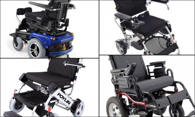 Akülü Tekerlekli Sandalyelerin Avantajları