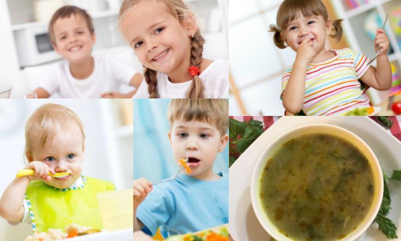 Çocuklar İçin Karabuğday Çorbası