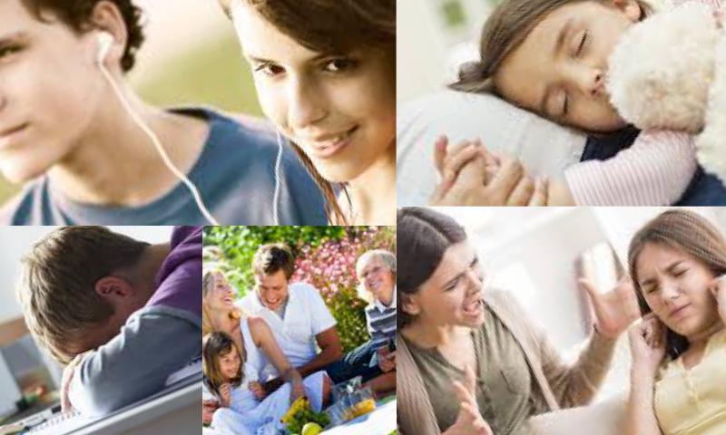 Çocukluk ve Ergenlik Döneminde Ruh Sağlığı