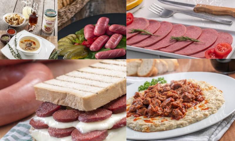 Et ve Kıyma İle Hazırlanan Yemek Çeşitleri