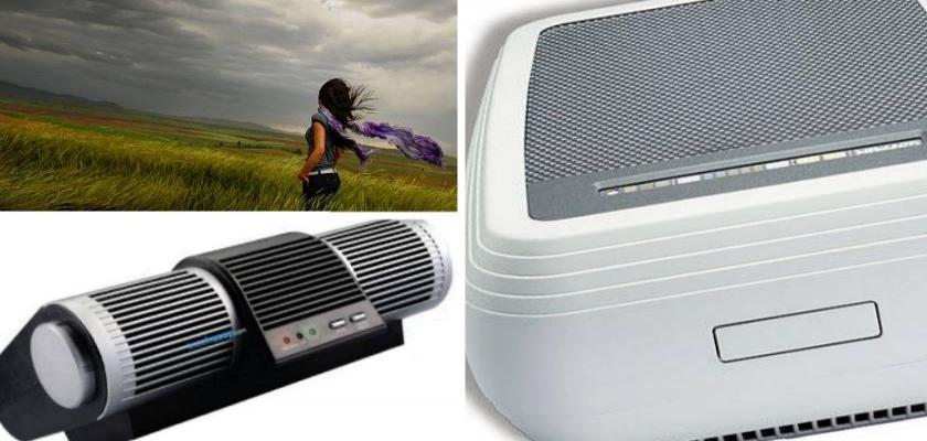 Filtreli Hava Temizleme Cihazları