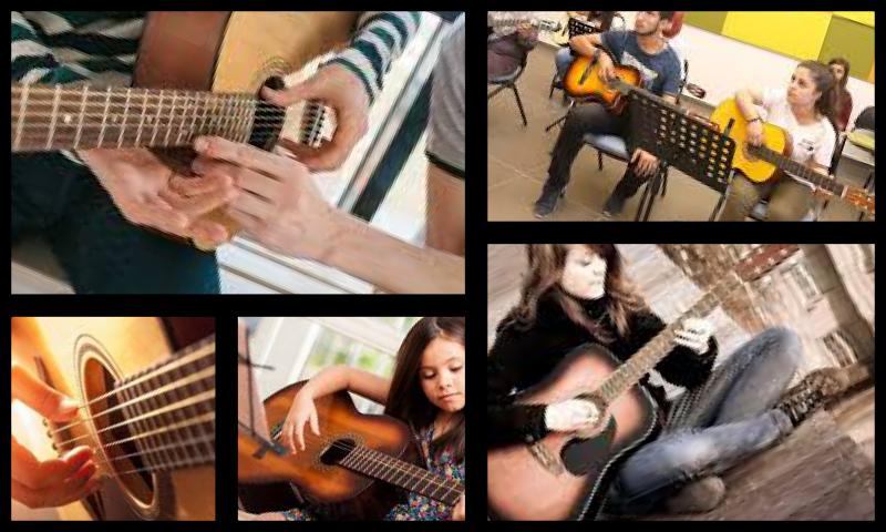 Gitar Çalmak İlerleyen Yaşlarda da Öğrenilir Mi?