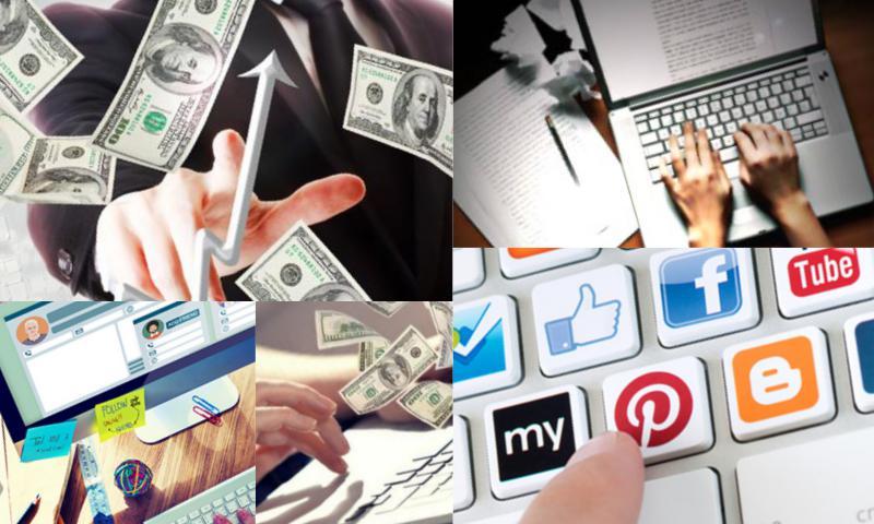 İnternetten Para Kazanma Yolları Nelerdir?