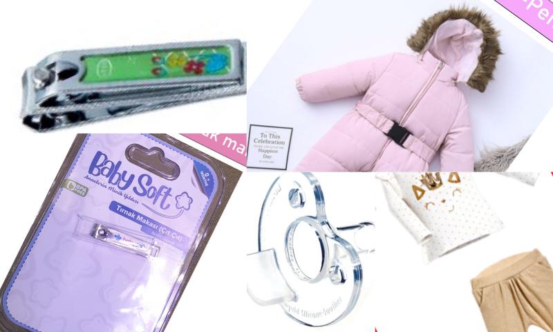 Yenidoğan Bebekler için Hastane Çıkış Setleri