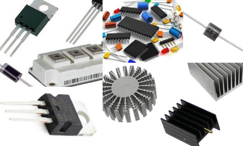 Elektronik Komponent Ürünleri