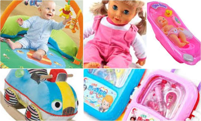 Bebekler İçin hangi Yaşlarda hangi Oyuncaklar Alınmalı