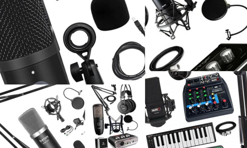 Stüdyo Ekipmanlarının Tercihi Nasıl Olmalıdır?
