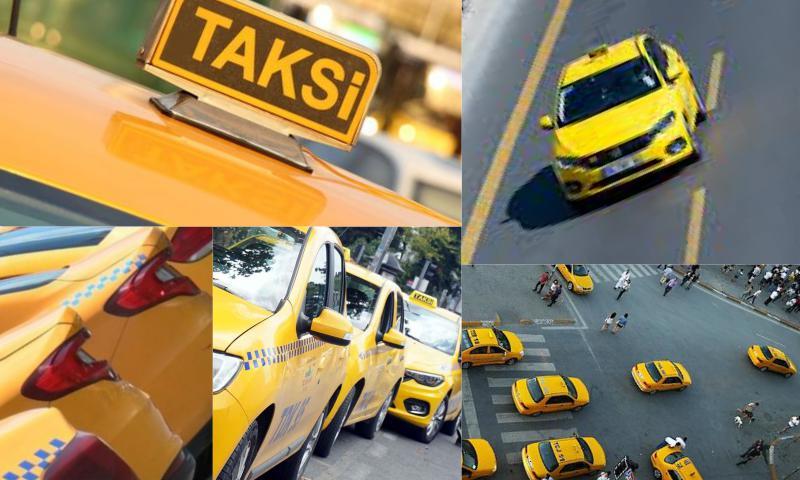 Her Gün Binlerce Kişi Taksileri Tercih Ediyor