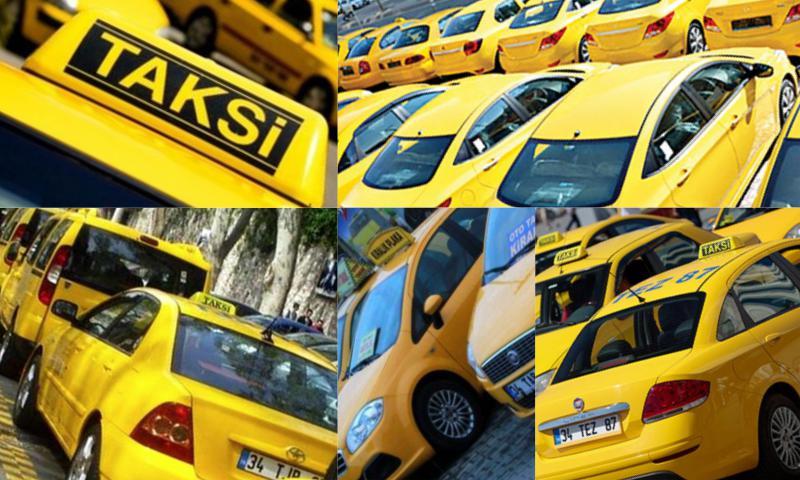 Ticari Taksi Almaya Gücü Yetmeyenler Plaka Kiralayabilir